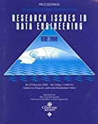 Research Issues in Data Engineering (Ride…
