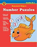 Carson-Dellosa Publishing: Number Puzzles