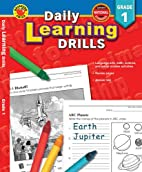Daily Learning Drills Grade 1 by School…