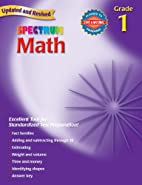 Spectrum Math, Grade 1 by Thomas Richards