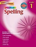 Spelling (Spectrum) by School Specialty…