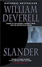 Slander by William Deverell