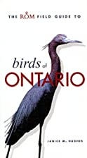 The ROM Field Guide to Birds of Ontario by…