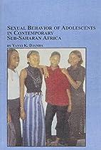Sexual Behavior Of Adolescents In…