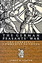 The German Peasants' War and Anabaptist…
