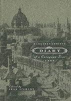 Diary of a European Tour, 1900 by Margaret…