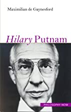 Hilary Putnam (Philosophy Now) by Maximilian…