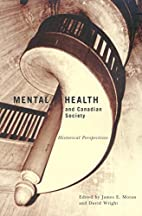 Mental Health and Canadian Society:…