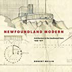 Newfoundland Modern: Architecture in the…