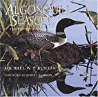 Algonquin Seasons: A Natural History of…