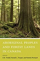 Aboriginal Peoples and Forest Lands in…