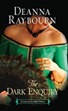 The Dark Enquiry (Lady Julia Grey Novel) by…