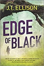 Edge of Black by J.T. Ellison