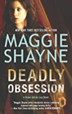 Deadly Obsession by Maggie Shayne