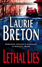 Lethal Lies by Laurie Breton