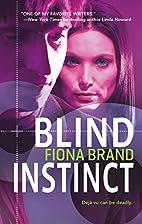 Blind Instinct by Fiona Brand