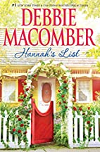 Hannah's List (Blossom Street) by…