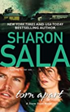 Torn Apart (Storm Front) by Sharon Sala
