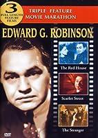 Edward G. Robinson Triple Feature Movie…