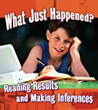 What Just Happened?: Reading Results and…