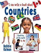 I Can Write a Book about Countries by Bobbie…