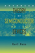 Advanced Theory of Semiconductor Devices by…