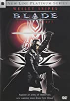 Blade [1998 film] by Stephen Norrington