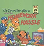 Berenstain, Stan: The Berenstain Bears and the Homework Hassle (Berenstain Bears First Time Books (Prebound))