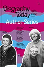 Biography Today: Authors Series. 1995 by…