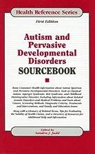 Autism and Pervasive Developmental Disorders…