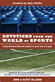 Hillman, John: Devotions from the World of Sports