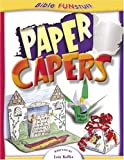Keffer, Lois: Paper Capers (Pond Pals Puppet Book Series)