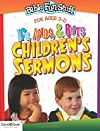 Ifs, Ands, Buts Children's Sermons…