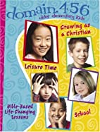 Growing As a Christian/School/Leisure Time…