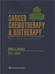 Cancer Chemotherapy and Biotherapy:…