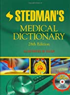 Stedman's Medical Dictionary by Thomas…