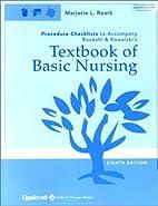 Procedures Checklist to Accompany Textbook…