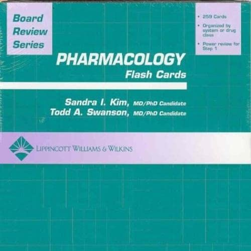 brs-pharmacology-flash-cards-board-review-series