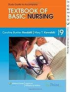 Textbook of Basic Nursing by Caroline Bunker…