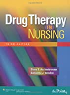 Drug Therapy in Nursing by Diane S…