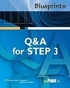 Blueprints Q&A for Step 3 (Blueprints Q&A…