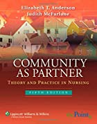 Community as Partner: Theory and Practice in…