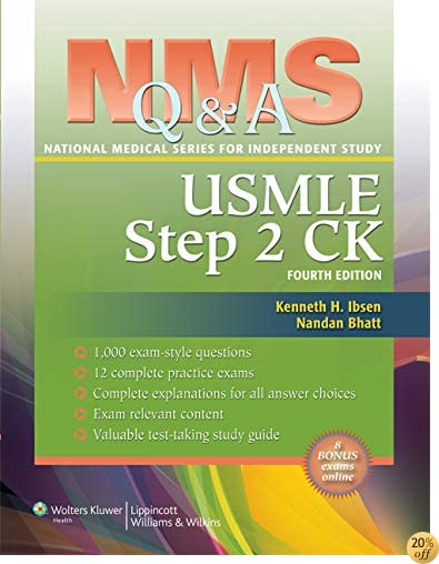 NMS Q&A Review for USMLE Step 2 CK (National Medical Series for Independent Study)