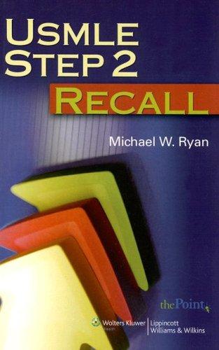 usmle-step-2-recall-recall-series