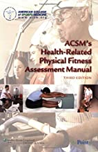 ACSM's Health-Related Physical Fitness…