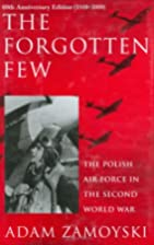 The Forgotten Few: The Polish Air Force in…