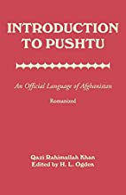 Introduction to Pushtu (Multilingual…