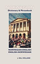 Norwegian Dictionary and Phrasebook:…