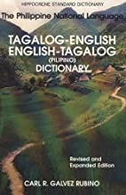 Tagalog-English/English-Tagalog Standard…