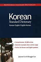 Korean Standard Dictionary: Korean-english /…